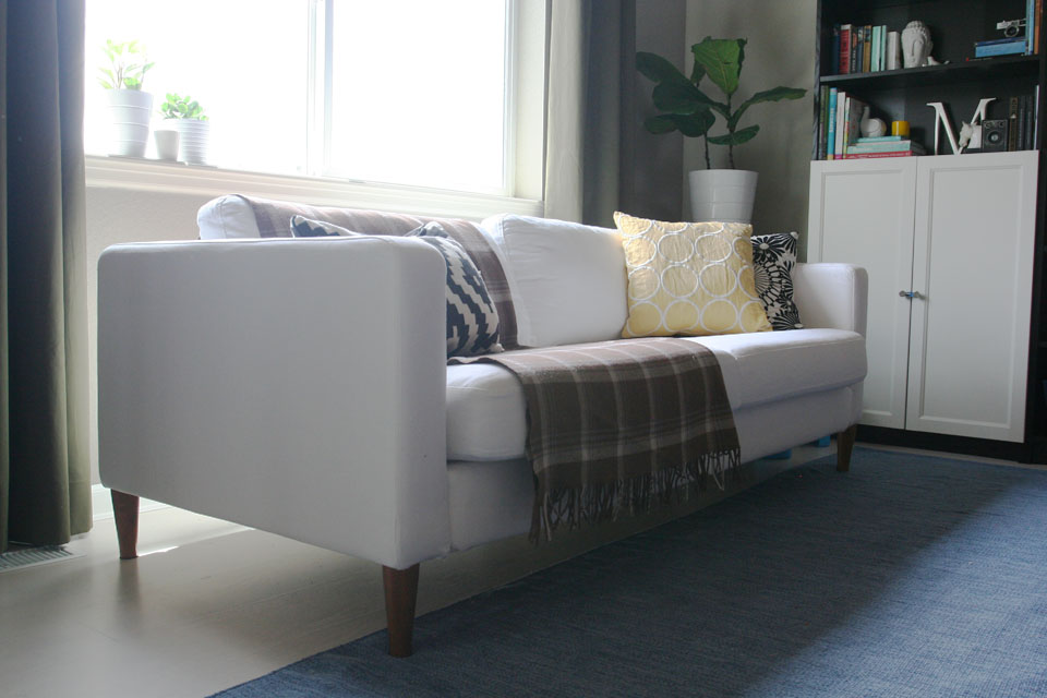 Makeover Your Ugly Couch On A Budget