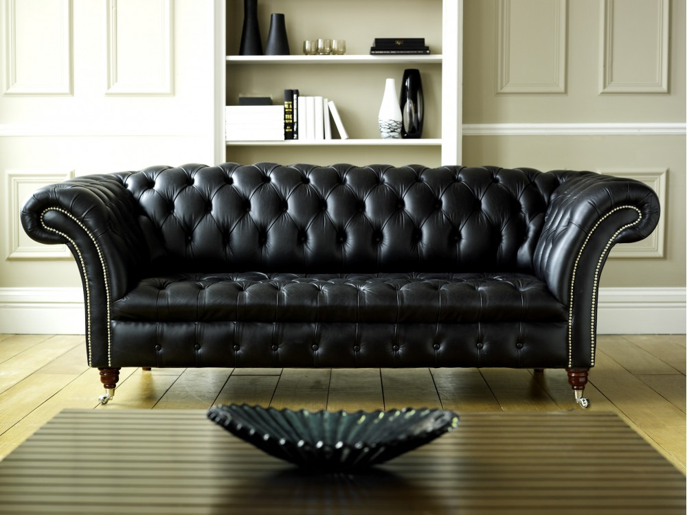 Bring an old leather sofa back to life with these easy for Leather furniture