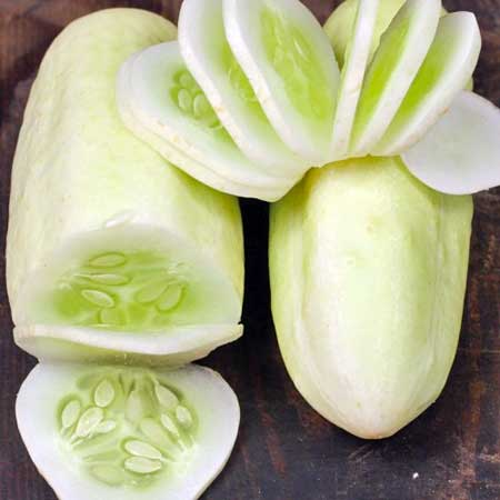 10 exotic fruits and vegetables to grow gardening white cucumber strawberries