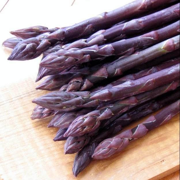 10 exotic fruits and vegetables to grow purple passion asparagus papaya tomato goji