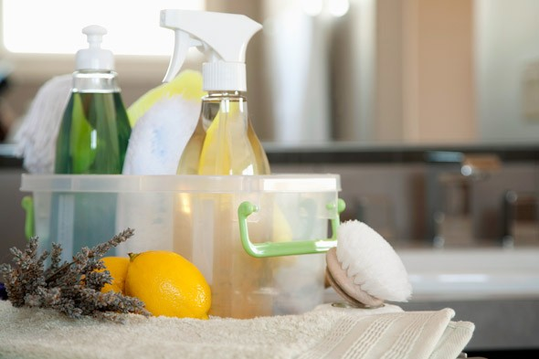 Clean And Green Homemade Cleaning Recipes Better Housekeeper