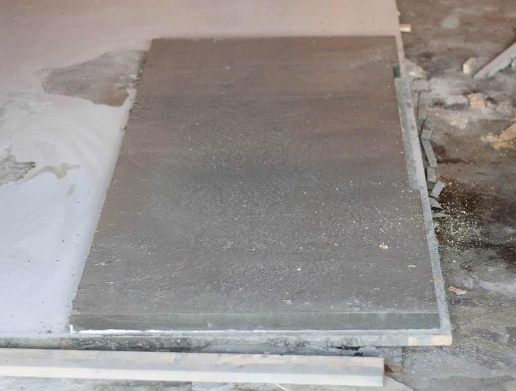 pour your own concrete counter tops easy diy cheap 7