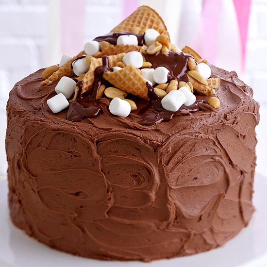 Homemade Chocolate Cake Decorating Ideas : Better Housekeeper Blog - All Things Cleaning, Gardening ...