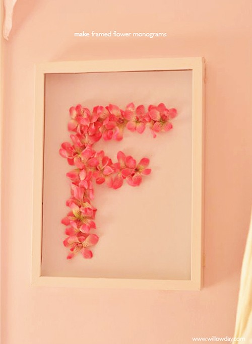 DIY - 10 Ways to Use Pressed Flowers candles gifts decor art wall art easy diy6