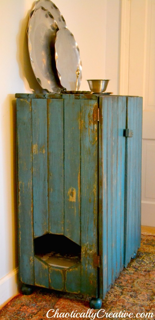 10 Ways to Hide Your Cat's Litter Box ikea hack cabinet salvage repurpose budget8