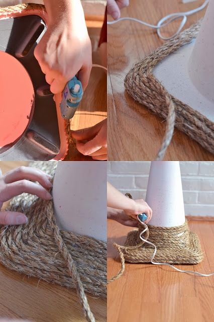 Pet DIY- Make a Cat Scratching Post Out of a Traffic Cone!3