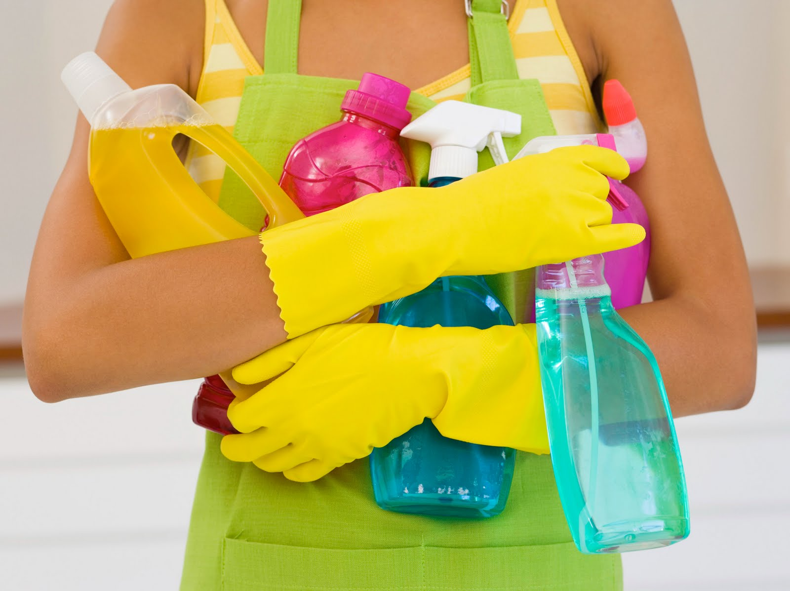Top 10 Cleaning Tips From the Pros3