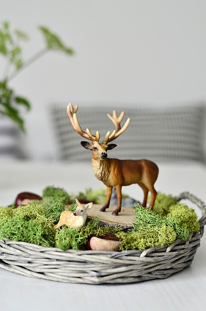 Rustic christmas decor ideas you can recreate on the
