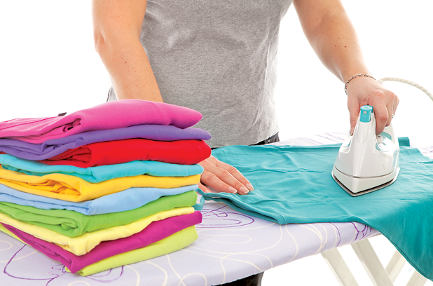 9 Tips to Make Ironing Your Clothes a Piece of Cake ...