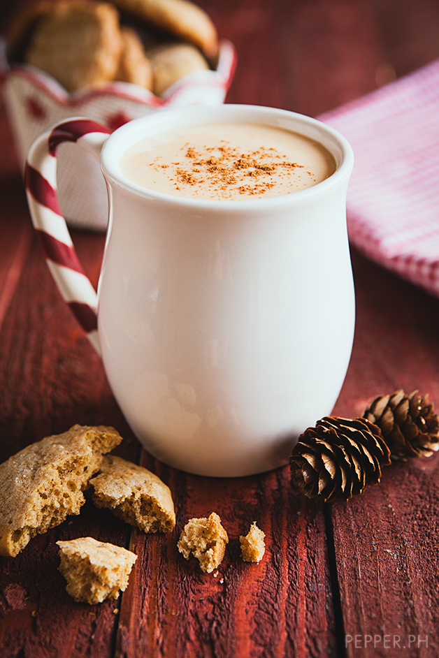 Serve This Homemade Eggnog for Christmas This Year!