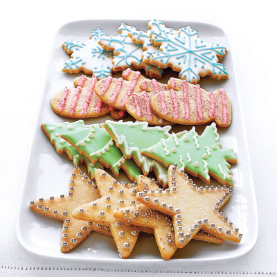 the only sugar cookie recipe you will ever need this christmas - Easy Christmas Cookie Recipes