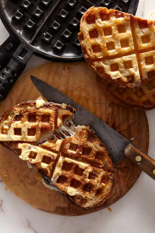 10 Different Ways You Can Use Your Waffle Iron It S Not