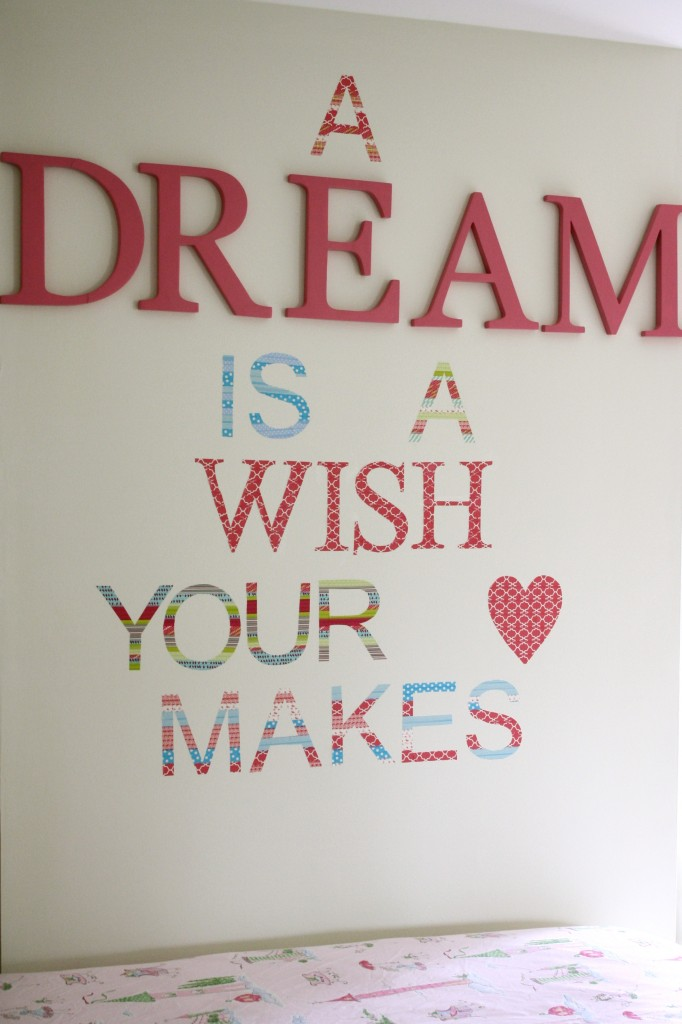 Budget Decorating: How To Make Your Own Customized Wall Decals Using Washi  Tape!
