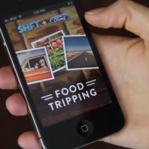 food tripping app