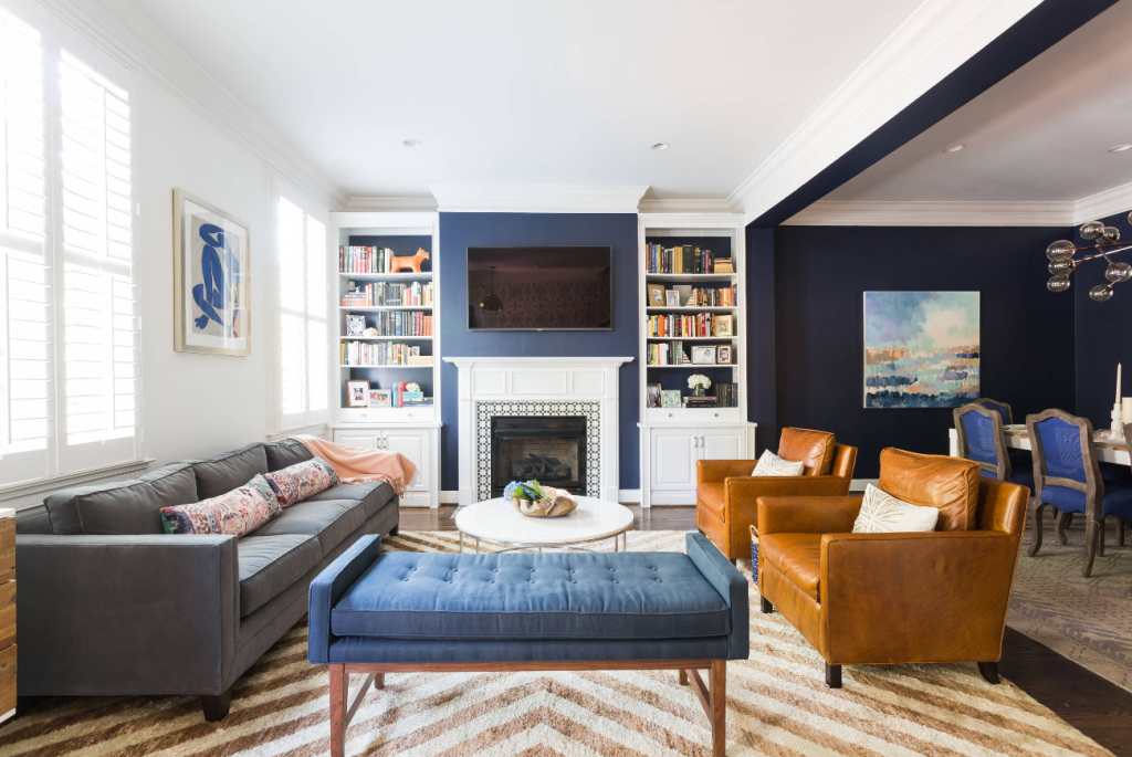 Modernize Your Living Room Décor For The 21st Century Here S How