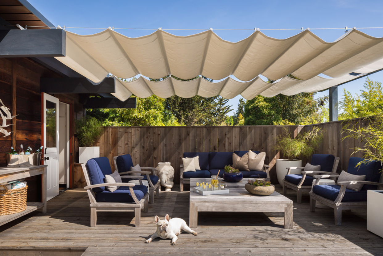 outdoor backyard deck patio ideas