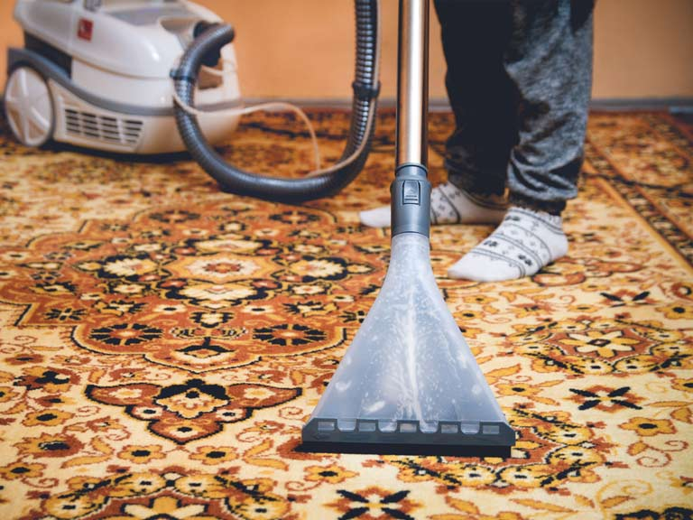 vacuuming oriental rug persian how to clean care for