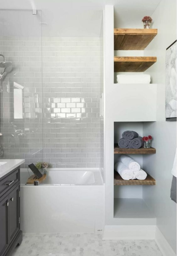 smart small bathroom ideas