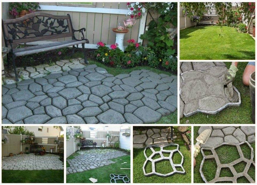 diy patio blocks