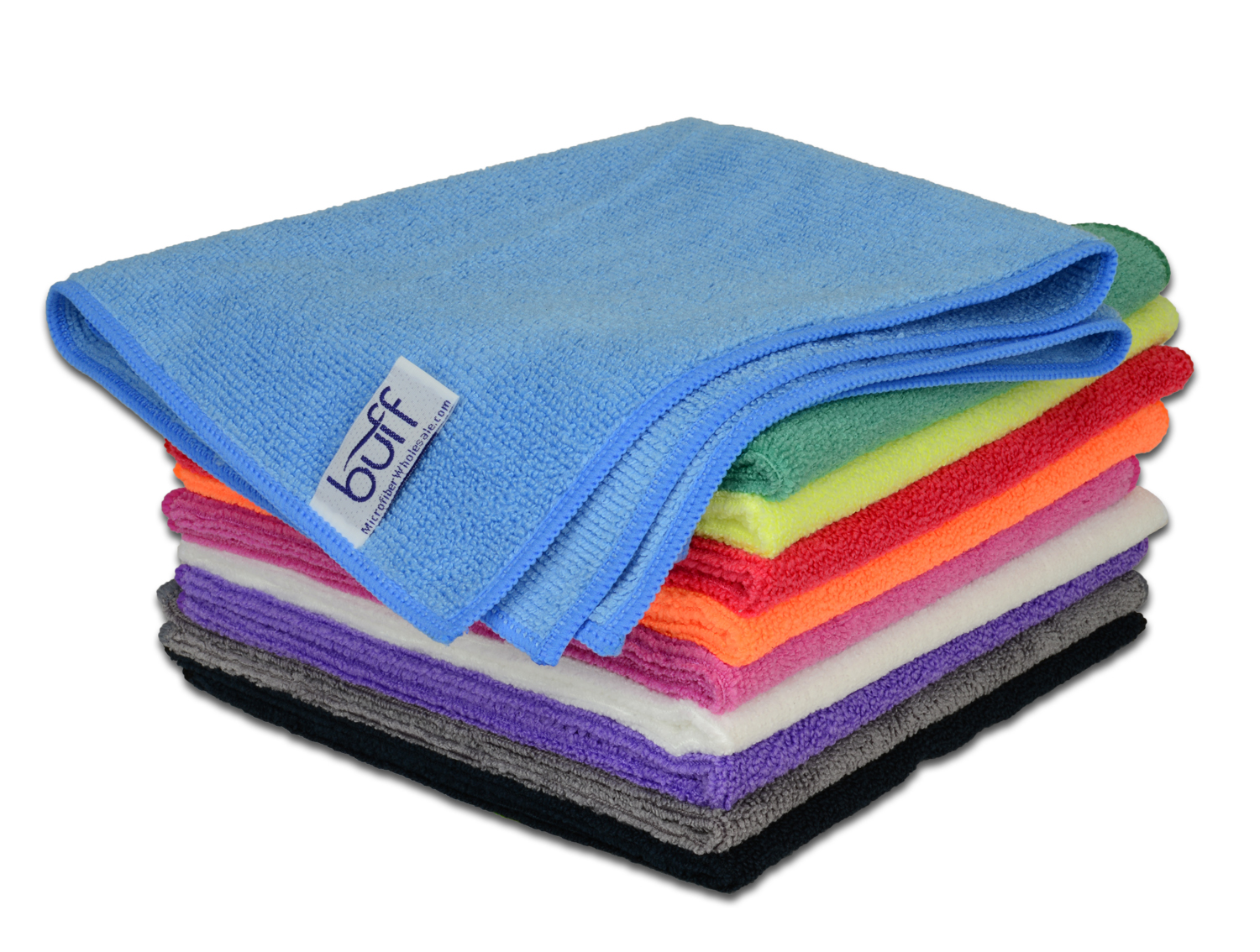 micro fiber pro buff towel easy cleaning