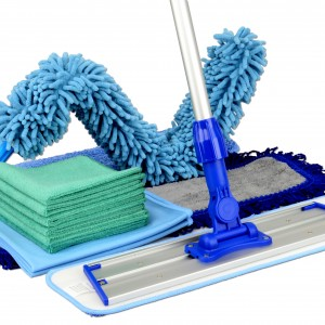 microfiber cleaning system kit floors easy