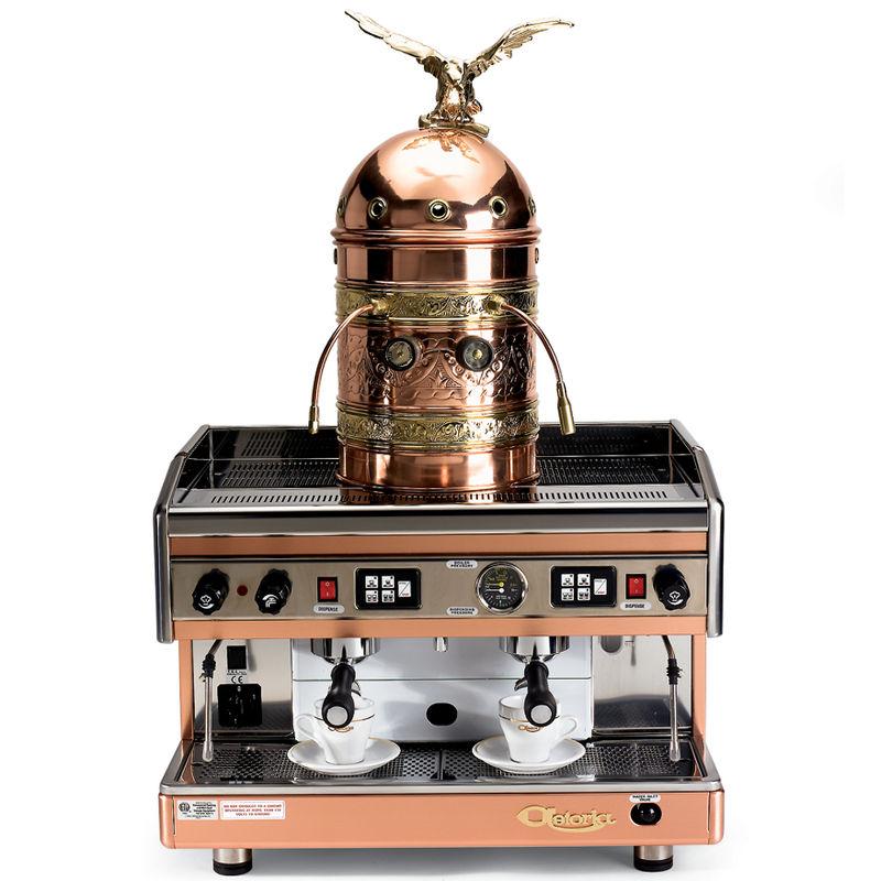 espresso machine history