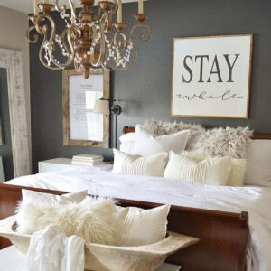 guest bedroom decorating ideas netural
