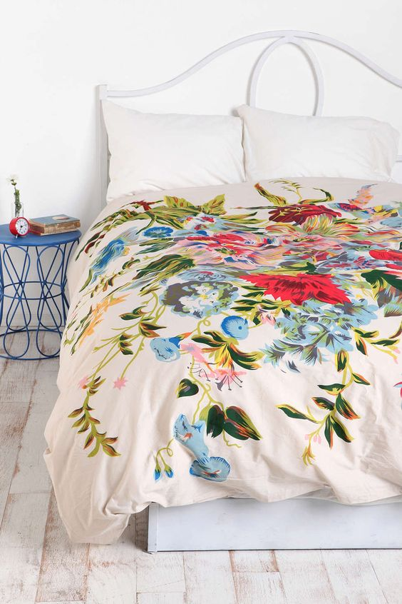 how to choose a duvet cover decorating ideas