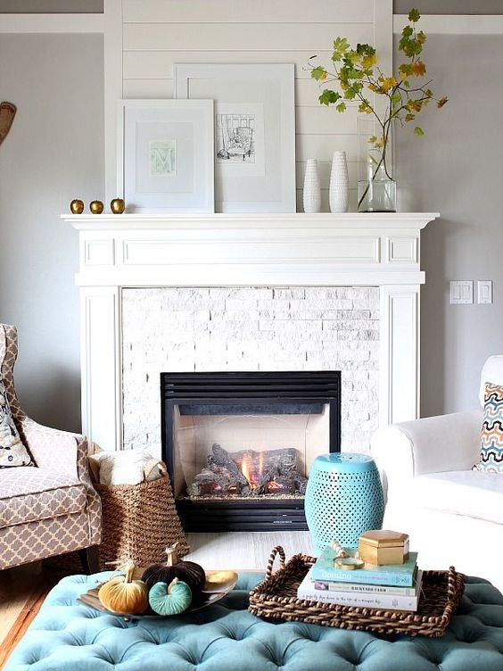 beautiful diy fireplace ideas