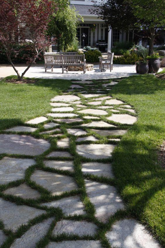 create a walkway easy diy