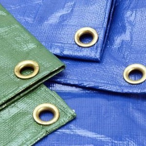 useful uses for tarp around your home