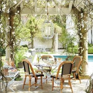 beautiful tuscan french patio ideas