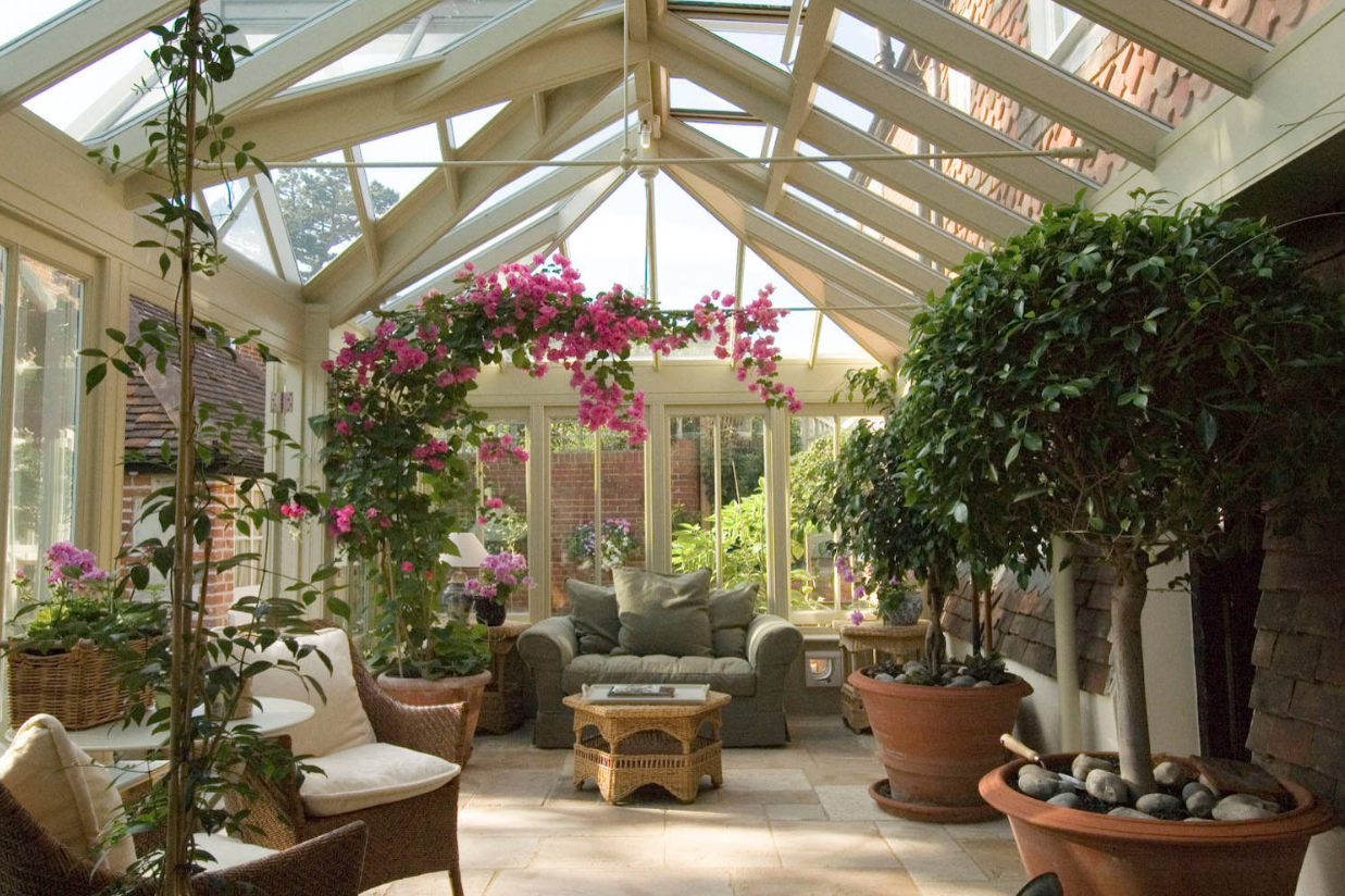 How to Make Your Conservatory into a Year-Round Room | Better ...