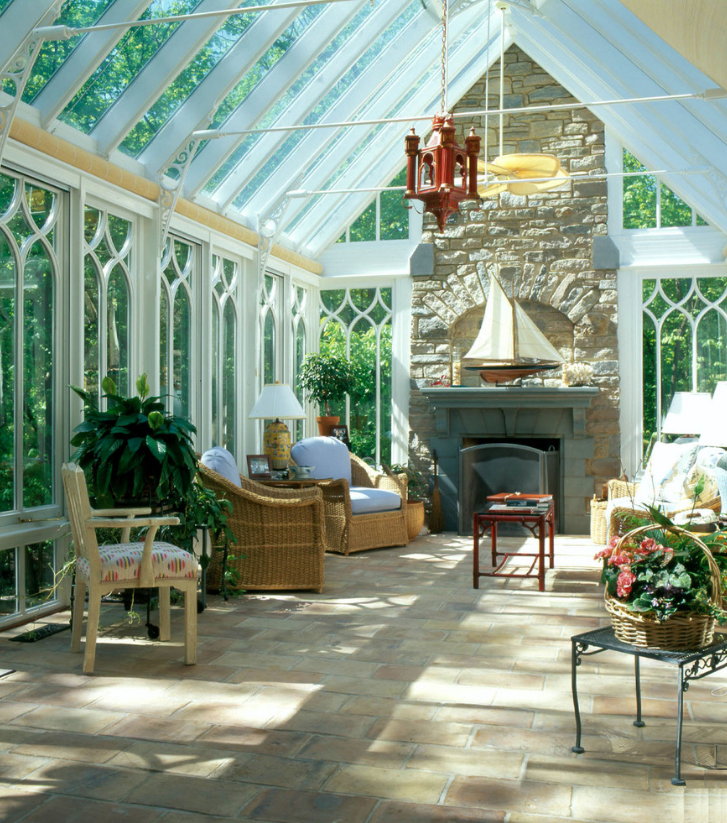 How To Make Your Conservatory Into A Year Round Room