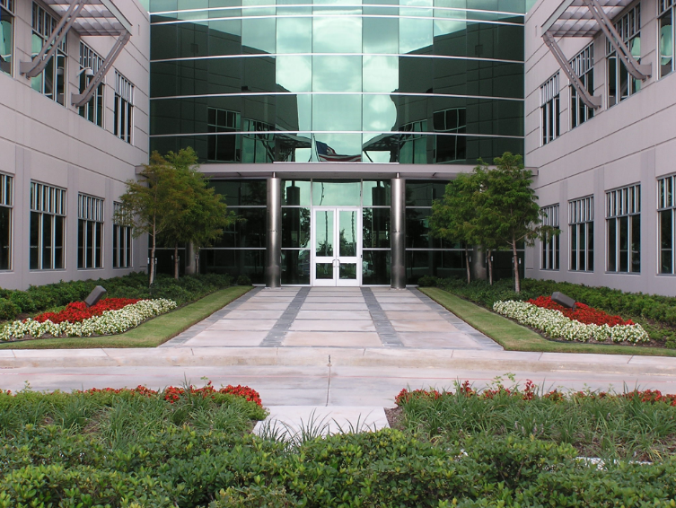 Office landscaping Commercial Building Easy Office Building Landscape Ideas Better Housekeeper Easy Office Building Landscape Ideas Better Housekeeper