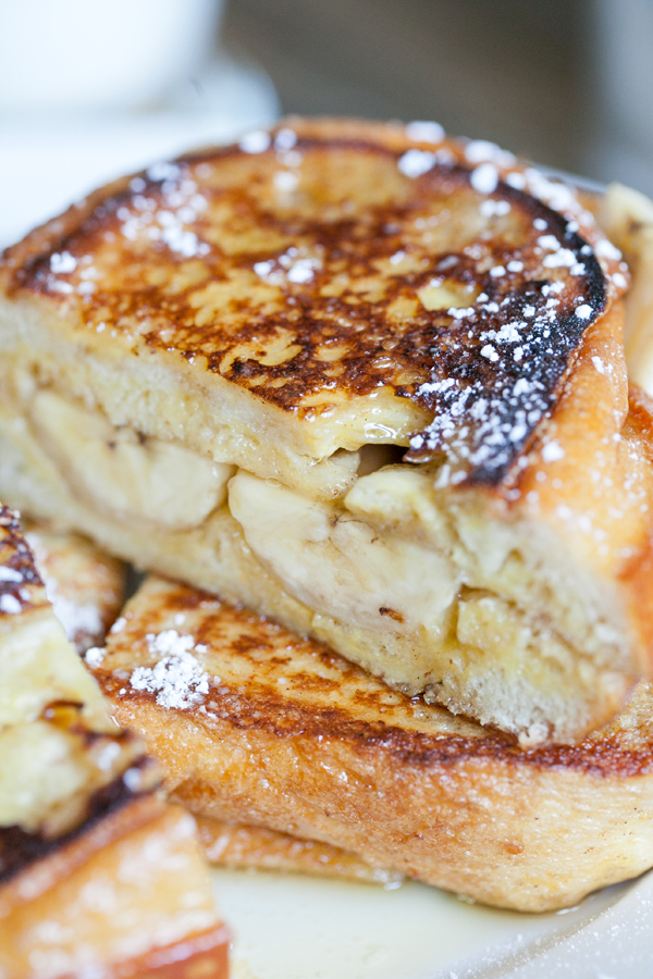 So Easy Make These French Toast Banana Sandwiches For Breakfast Better Housekeeper The best sandwiches in america. better housekeeper