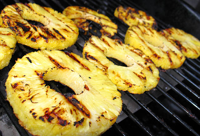 Try this at Your Next BBQ! – Sweet Grilled Pineapple | Better ...