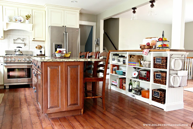 diy kitchen island ikea hack2