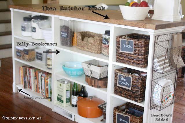 ikea hack diy kitchen island
