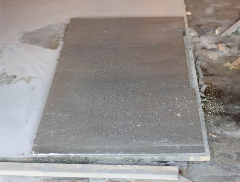 pour your own concrete counter tops easy diy cheap 7