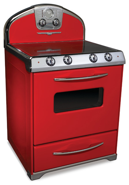 retro kitchen appliances hot now stylish retro stove red gas electric kitchen appliances