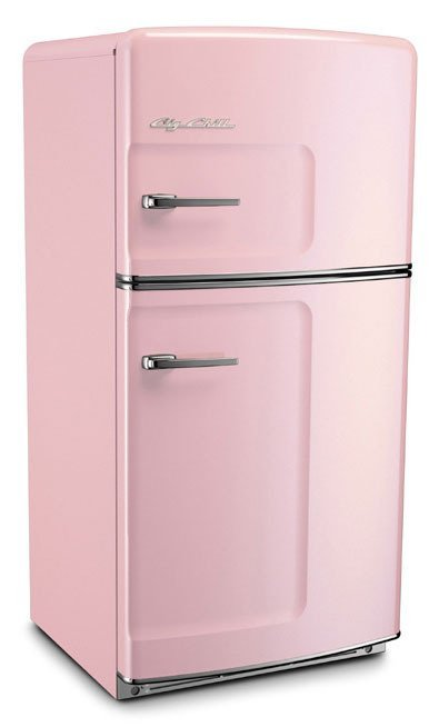 retro kitchen appliances whats hot pink refrigerator new hot retro fun stylish decorating kitchen