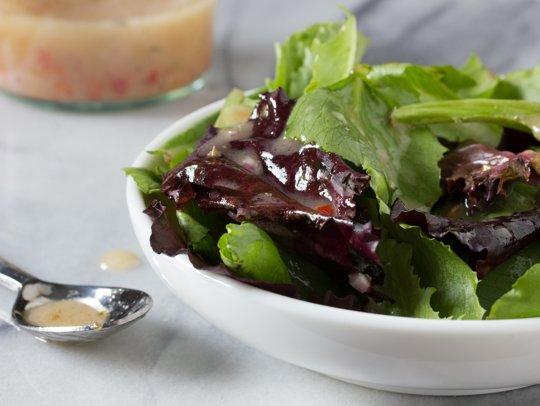 salad dressing italian homemade easy quick salad iceberg lettuce quick tasty