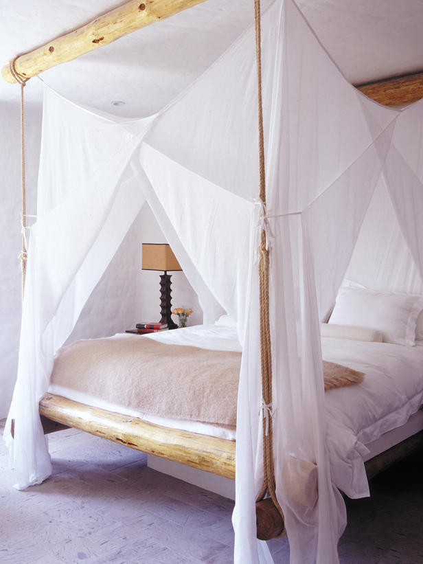 How To Make A Canopy Bed Without Buying A New Bed Better