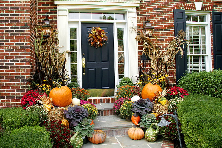 7 Ways To Decorate Your Home This Fall