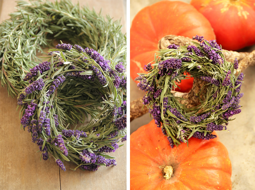 DIY: 10 Lavender Crafts deodorizing disks essential oil wands wreath projects easy organic eco friendly3