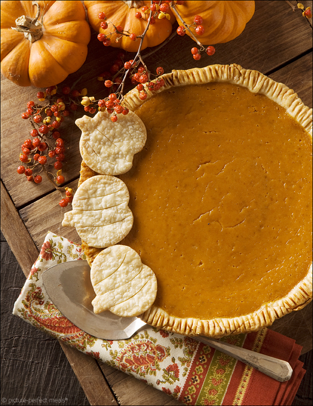 Fall Classics- The Perfect Pumpkin Pie1