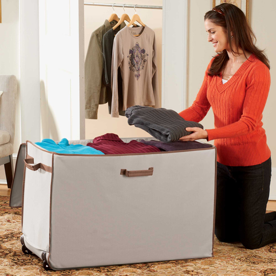 How to Store Seasonal Clothing1