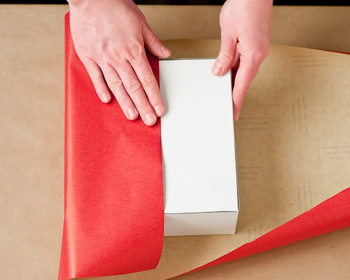 How to Wrap the Perfect Christmas Gift9