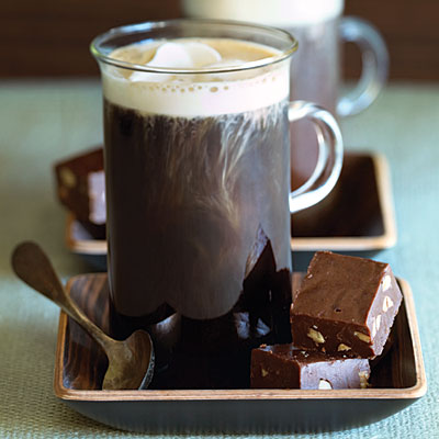 A Twist on the Classic Hot Chocolate: Mocha Coffee 1